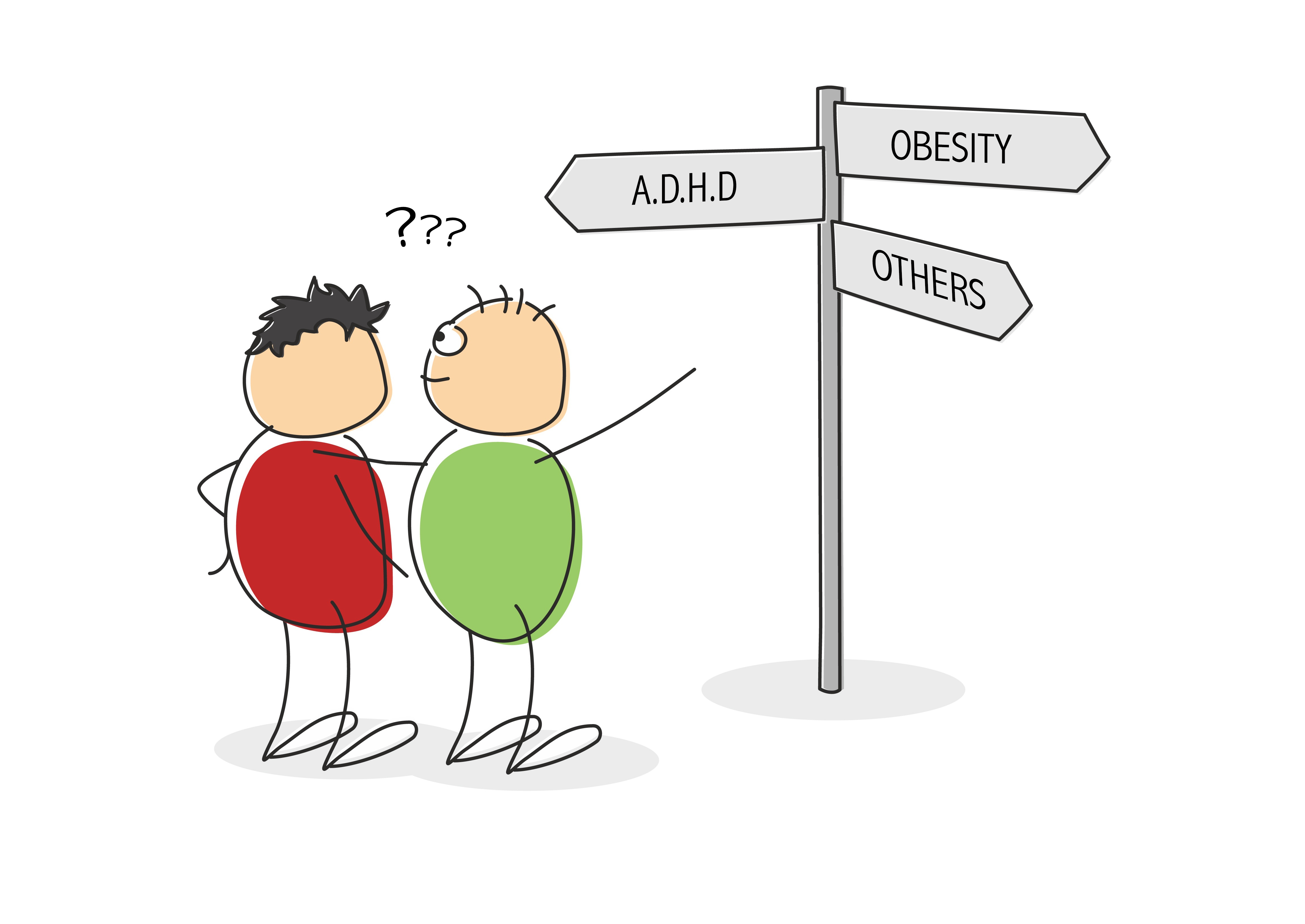 Adhd And Obesity In Adolescence And Early Adulthood Mind The Gap Blog